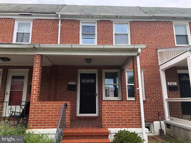 3519 Dunhaven Road, BALTIMORE, MD 21222 (#MDBC469240) :: The Redux Group