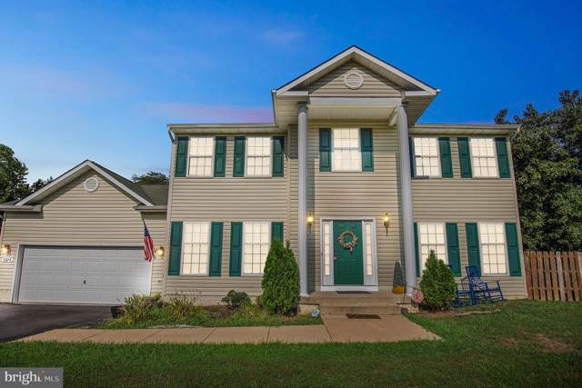 4329 Lisa Lane, KING GEORGE, VA 22485 (#VAKG118174) :: AJ Team Realty