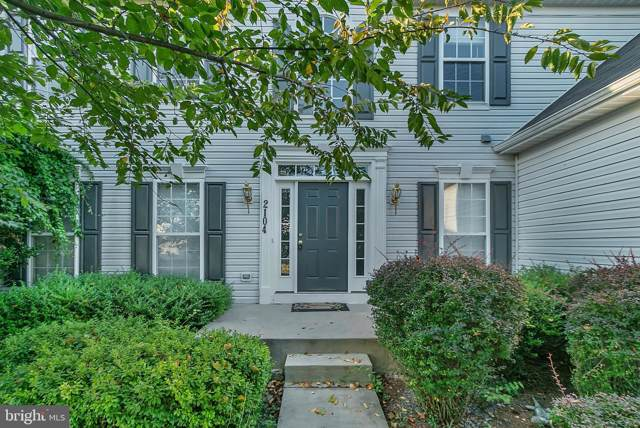 2104 Walnut Ridge Court, FREDERICK, MD 21702 (#MDFR252044) :: Bob Lucido Team of Keller Williams Integrity