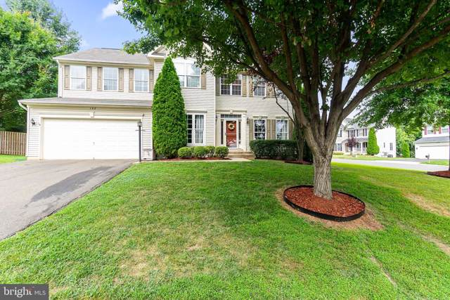 156 Autumn Wind Court, WARRENTON, VA 20186 (#VAFQ161970) :: Sunita Bali Team at Re/Max Town Center