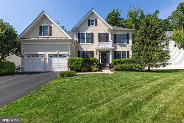 15687 Ryder Cup Drive, HAYMARKET, VA 20169 (#VAPW476878) :: The Maryland Group of Long & Foster Real Estate