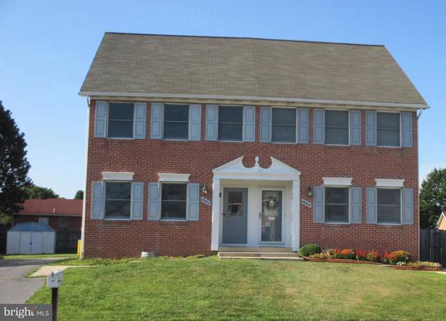 1026 Hampton Circle, HAGERSTOWN, MD 21742 (#MDWA167260) :: The Gus Anthony Team
