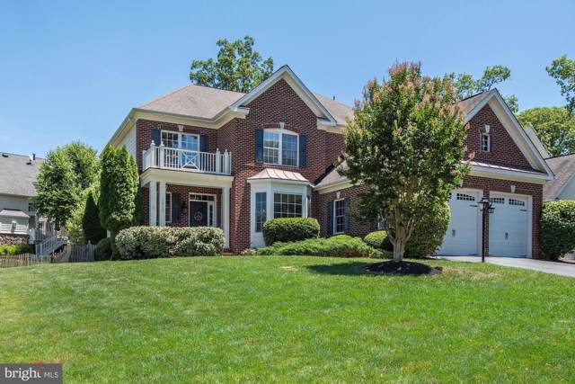 19105 Quiver Ridge Drive, LEESBURG, VA 20176 (#VALO392818) :: The Gus Anthony Team