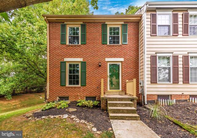 8018 Cattail Court, FREDERICK, MD 21701 (#MDFR252050) :: AJ Team Realty