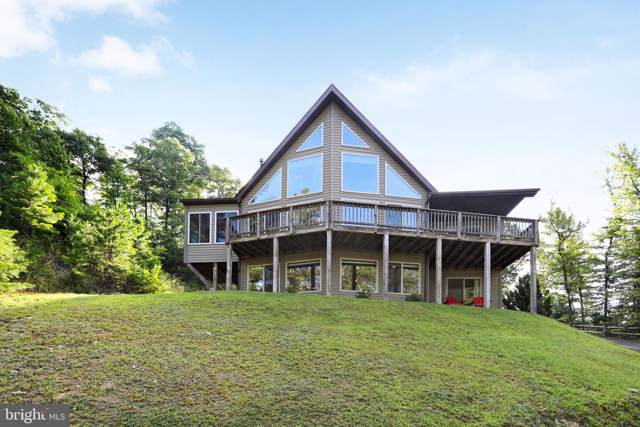 262 Wendy Hill Road, FRONT ROYAL, VA 22630 (#VAWR137866) :: The Sky Group