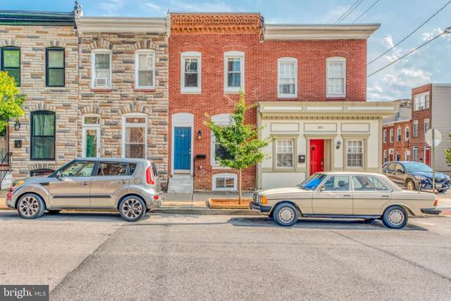 3403 Hudson Street, BALTIMORE, MD 21224 (#MDBA480722) :: Kathy Stone Team of Keller Williams Legacy