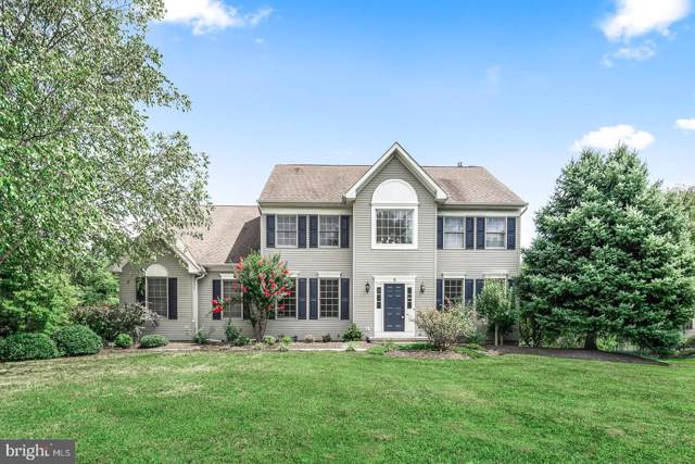 5 Witmer Way, ROBBINSVILLE, NJ 08691 (#NJME284354) :: John Smith Real Estate Group