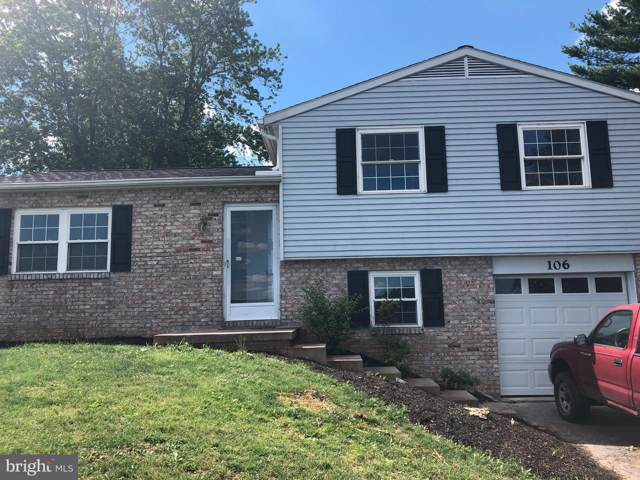 106 Claremont Drive, SEVEN VALLEYS, PA 17360 (#PAYK123458) :: The Heather Neidlinger Team With Berkshire Hathaway HomeServices Homesale Realty