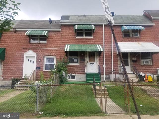 3805 10TH Street, BALTIMORE, MD 21225 (#MDBA480748) :: The Gold Standard Group