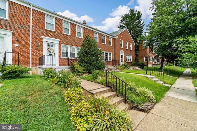 8116 Pleasant Plains Road, TOWSON, MD 21286 (#MDBC469318) :: The Gold Standard Group