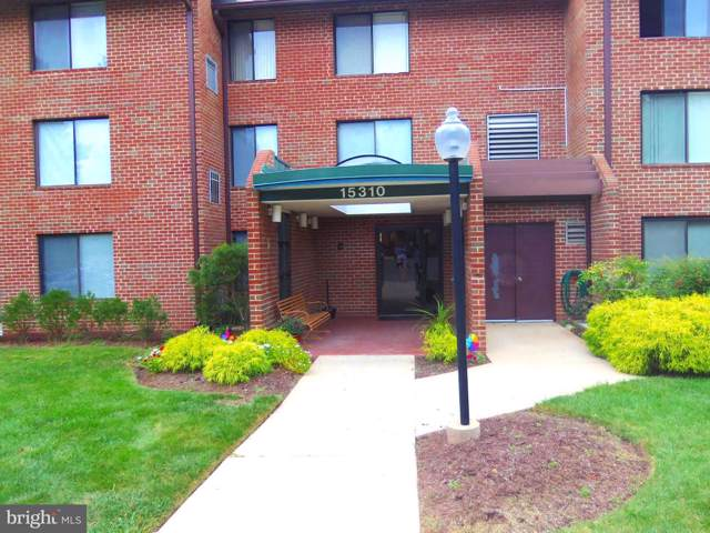 15310 Beaverbrook Court 3A, SILVER SPRING, MD 20906 (#MDMC675074) :: The Speicher Group of Long & Foster Real Estate