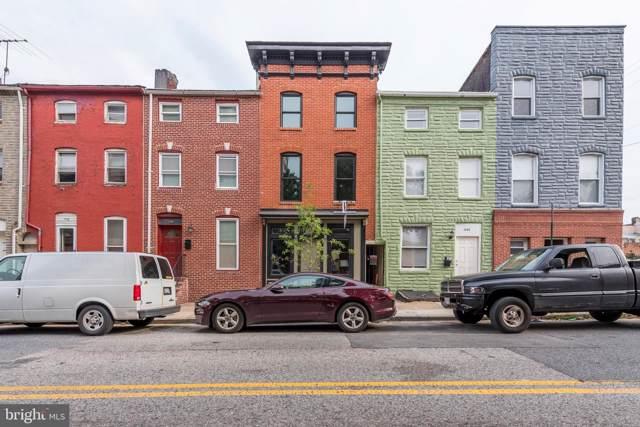 1720 E Pratt Street, BALTIMORE, MD 21231 (#MDBA480754) :: The Licata Group/Keller Williams Realty