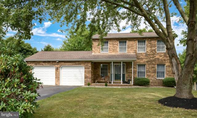114 Barrick Drive, DUNCANNON, PA 17020 (#PAPY101240) :: The Heather Neidlinger Team With Berkshire Hathaway HomeServices Homesale Realty