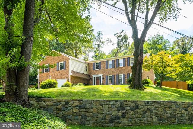 9701 Hill Street, KENSINGTON, MD 20895 (#MDMC675088) :: Network Realty Group