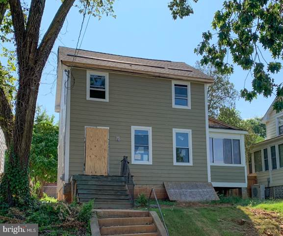 4021 22ND Street NE, WASHINGTON, DC 20018 (#DCDC438988) :: Arlington Realty, Inc.