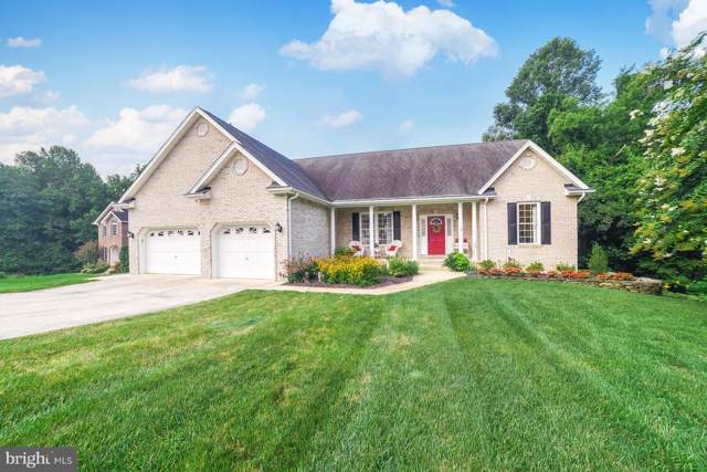 2830 Welchbrook Drive, HUNTINGTOWN, MD 20639 (#MDCA171756) :: Gail Nyman Group