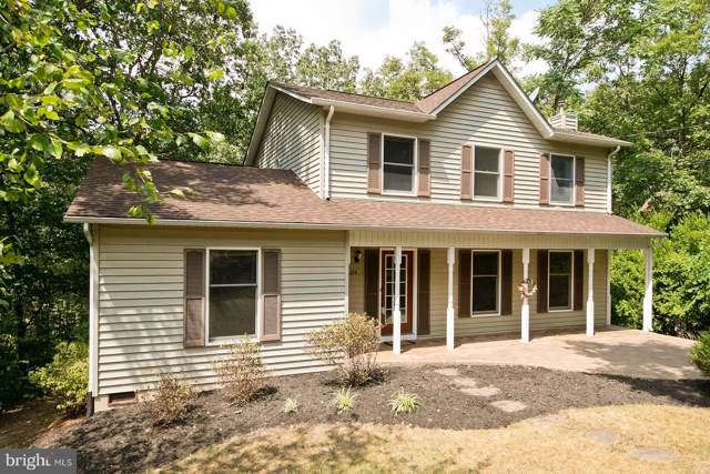 324 Overlook Drive, CROSS JUNCTION, VA 22625 (#VAFV152574) :: AJ Team Realty