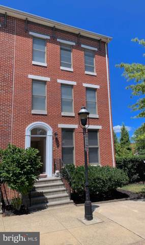 240 Robert Street, BALTIMORE, MD 21217 (#MDBA480762) :: ExecuHome Realty