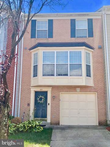 105 Hampshire Square SW, LEESBURG, VA 20175 (#VALO392862) :: The Gus Anthony Team