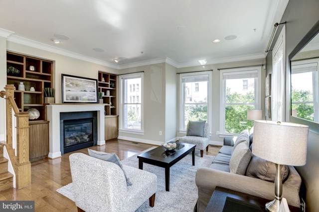 423 L Street SE, WASHINGTON, DC 20003 (#DCDC439004) :: Blue Key Real Estate Sales Team