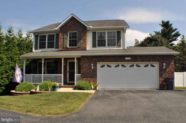 3203 Hideout Drive, MANCHESTER, MD 21102 (#MDCR191178) :: ExecuHome Realty