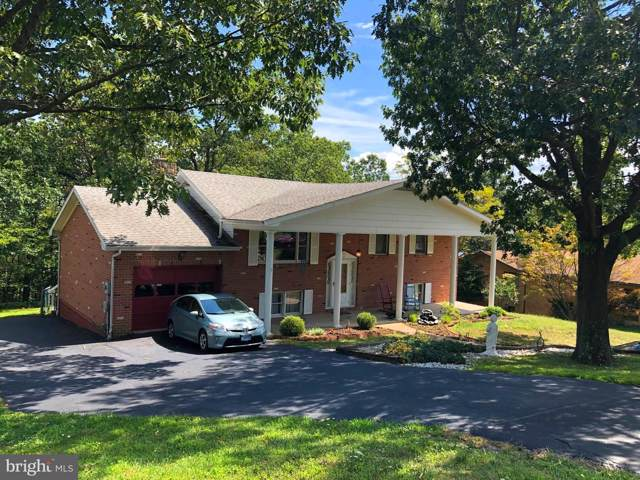 824 Bishop Walsh Road, CUMBERLAND, MD 21502 (#MDAL132494) :: AJ Team Realty
