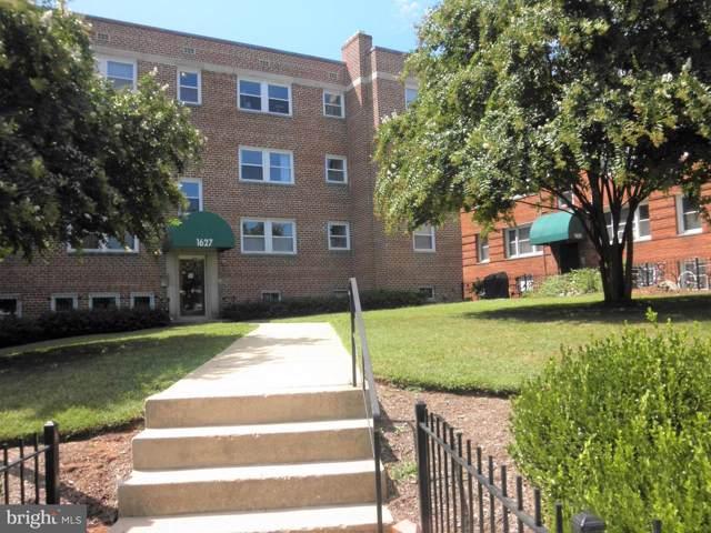 1627 Massachusetts Avenue SE #302, WASHINGTON, DC 20003 (#DCDC439018) :: Lucido Agency of Keller Williams