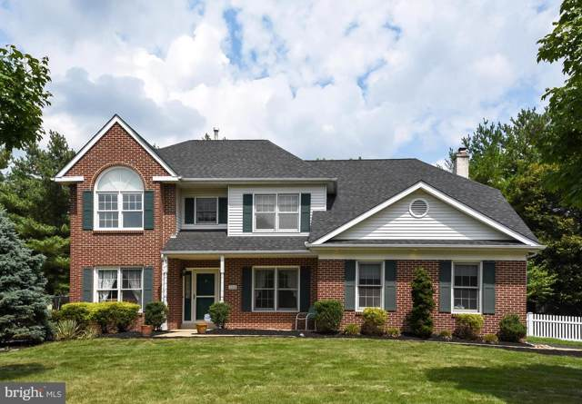 504 Shakespeare Drive, COLLEGEVILLE, PA 19426 (#PAMC622118) :: Tessier Real Estate