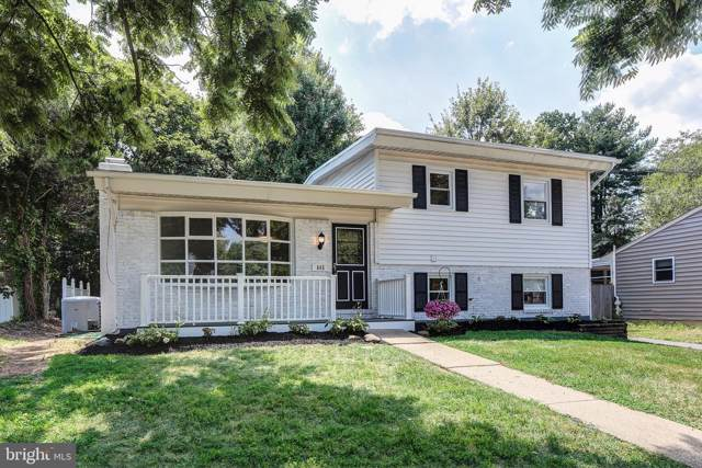 805 Janice Drive, ANNAPOLIS, MD 21403 (#MDAA410584) :: The Sebeck Team of RE/MAX Preferred