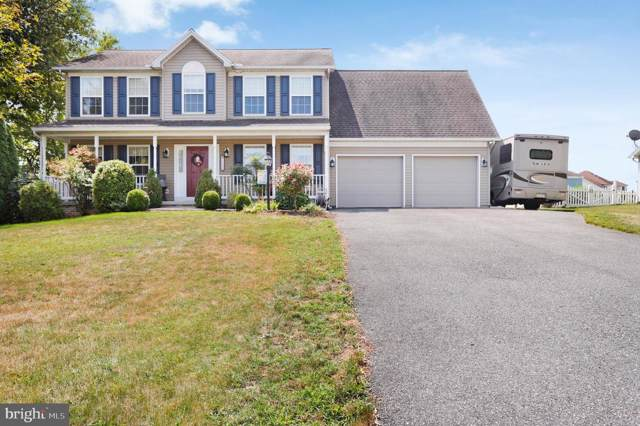 1098 Jason Drive, GREENCASTLE, PA 17225 (#PAFL167908) :: The Joy Daniels Real Estate Group