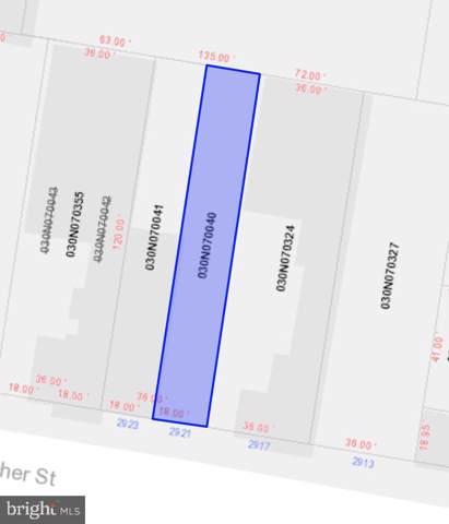 2921 W Fletcher Street, PHILADELPHIA, PA 19132 (#PAPH826038) :: ExecuHome Realty