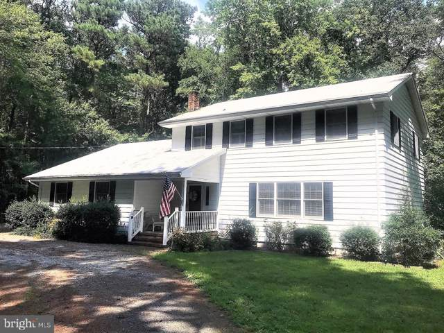 26767 Kaye Road, LAUREL, DE 19956 (#DESU146416) :: CoastLine Realty