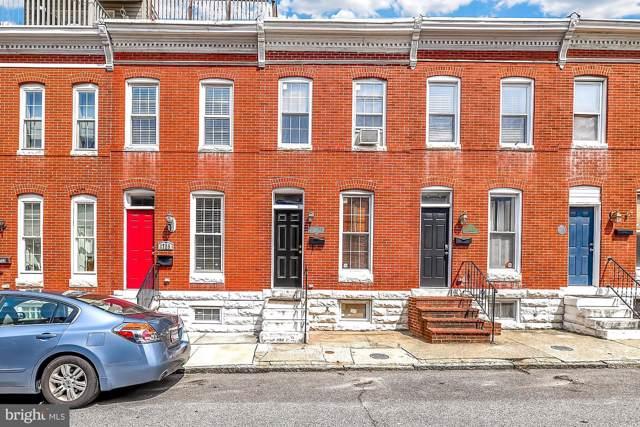 1727 Clarkson Street, BALTIMORE, MD 21230 (#MDBA480804) :: ExecuHome Realty