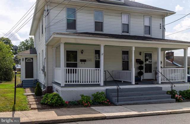 249 East Madison, GREENCASTLE, PA 17225 (#PAFL167912) :: Liz Hamberger Real Estate Team of KW Keystone Realty