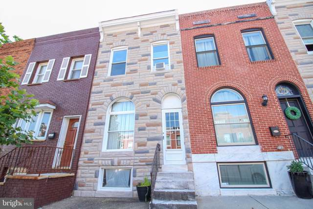 105 S East Avenue, BALTIMORE, MD 21224 (#MDBA480812) :: The Redux Group