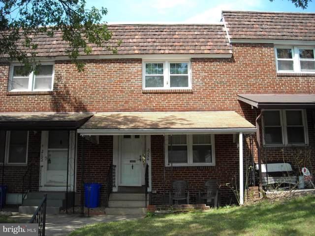 2154 Berryhill Street, HARRISBURG, PA 17104 (#PADA113770) :: Flinchbaugh & Associates