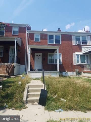 1506 Kenhill Avenue, BALTIMORE, MD 21213 (#MDBA480820) :: Arlington Realty, Inc.