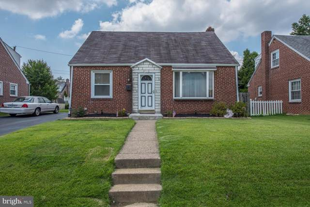 408 Perry Street, RIDLEY PARK, PA 19078 (#PADE498674) :: ExecuHome Realty