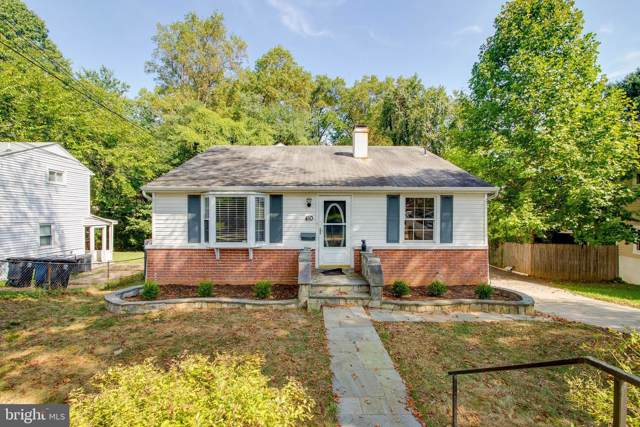 410 Winslow Road, OXON HILL, MD 20745 (#MDPG540498) :: The Gus Anthony Team