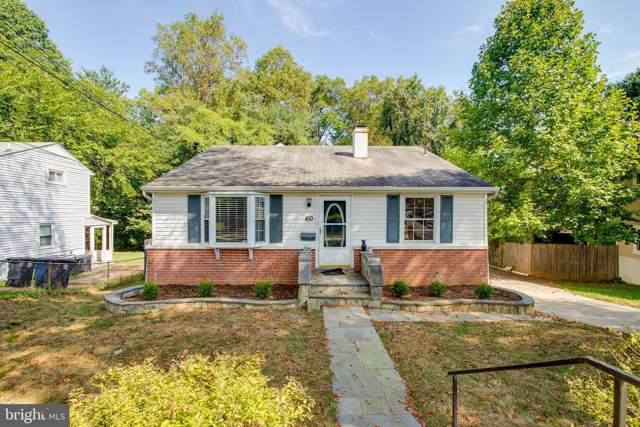410 Winslow Road, OXON HILL, MD 20745 (#MDPG540498) :: Keller Williams Pat Hiban Real Estate Group