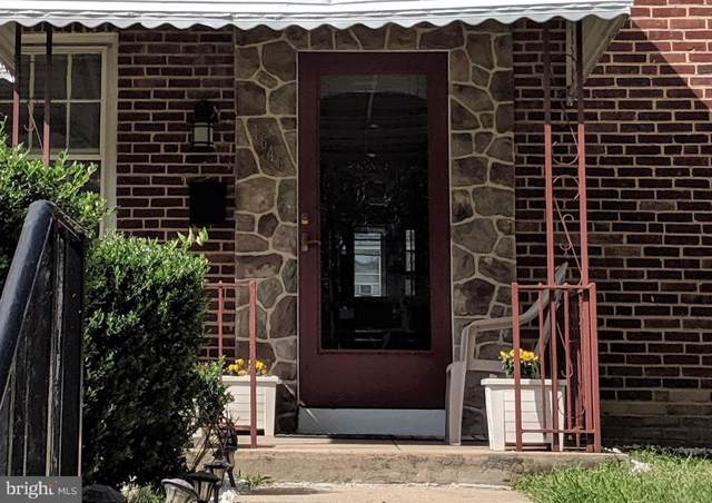1646 Ralworth Road, BALTIMORE, MD 21218 (#MDBA480858) :: The Maryland Group of Long & Foster Real Estate