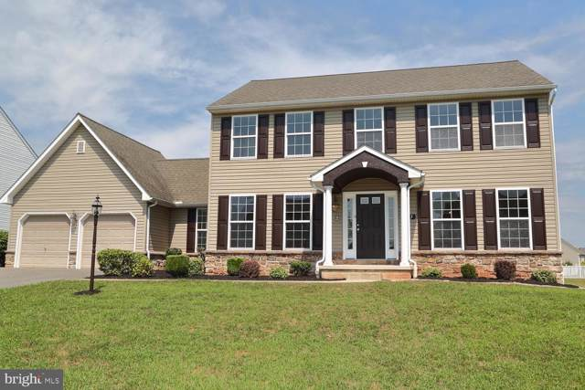 573 Soapstone Lane, YORK, PA 17404 (#PAYK123536) :: The Heather Neidlinger Team With Berkshire Hathaway HomeServices Homesale Realty