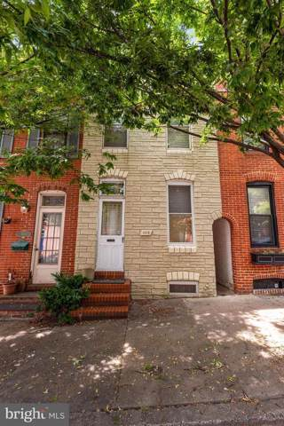 1018 S Bouldin Street, BALTIMORE, MD 21224 (#MDBA480864) :: Blue Key Real Estate Sales Team