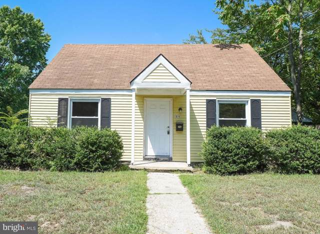 1014 Cecil Street, SALISBURY, MD 21804 (#MDWC104794) :: The Windrow Group