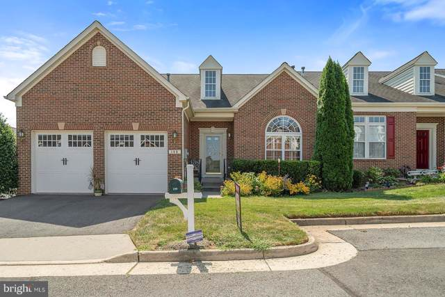 199 Onyx Way, WARRENTON, VA 20186 (#VAFQ161984) :: Michele Noel Homes