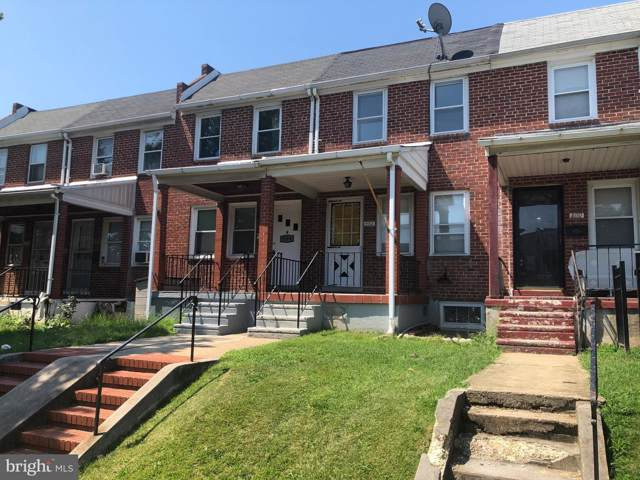 402 Imla Street, BALTIMORE, MD 21224 (#MDBA480876) :: The Gold Standard Group