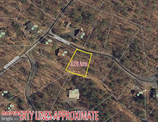 0 Bitternut Lane, BASYE, VA 22810 (#VASH116908) :: ExecuHome Realty