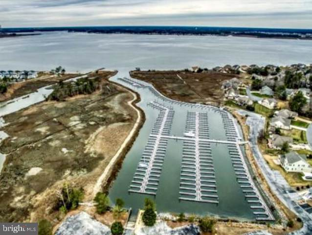 F-35-F-35 Bay Colony Marina, DAGSBORO, DE 19939 (#DESU146492) :: CoastLine Realty