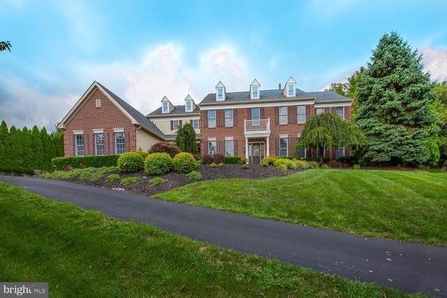 1111 Pebble Spring Drive, BERWYN, PA 19312 (#PACT487072) :: ExecuHome Realty