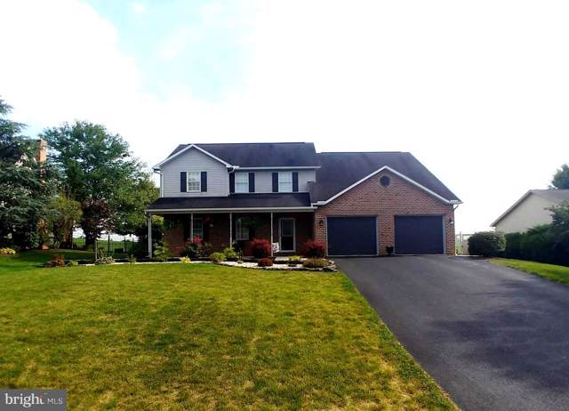 3447 Turnberry Drive, CHAMBERSBURG, PA 17202 (#PAFL167926) :: The Sky Group